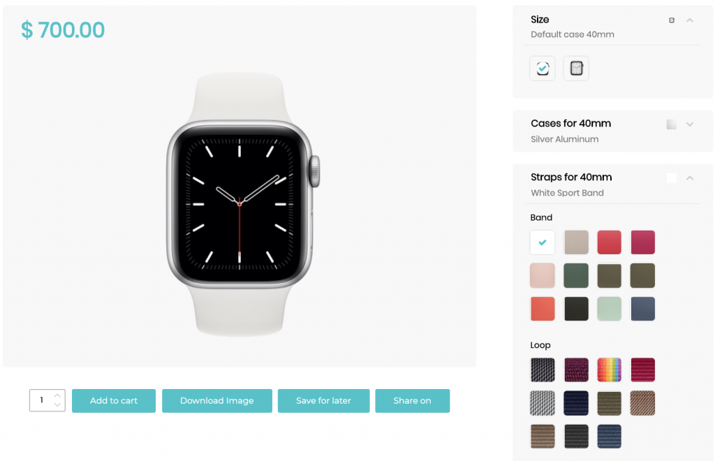 The Watch Demo